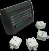 Контрольная панель ПАУК-64