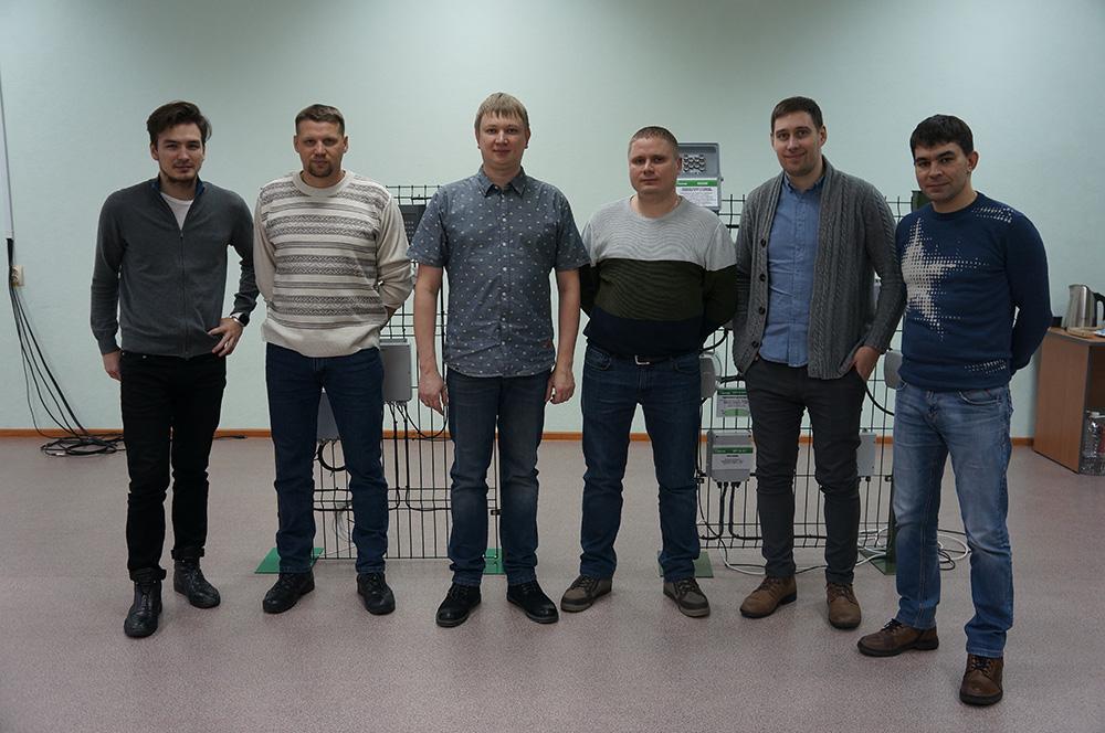 Делегация из Казахстана в Пензе